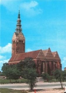 Elbląg: budownictwo sakralne – widokówka nr 5