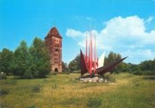 Elbląg: budownictwo świeckie (zabytki, pomniki) – widokówka nr 9
