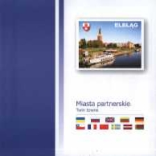 Miasta partnerskie (Twin towns) – informator