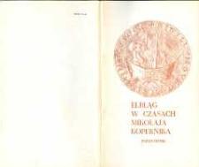 Elbląg w czasach Mikołaja Kopernika – przewodnik po wystawie
