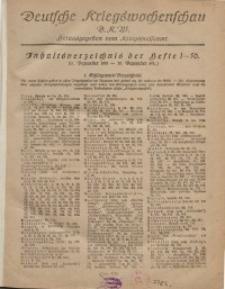 Deutsche Kriegswochenschau, 1916
