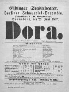 Dora - Victorien Sardou