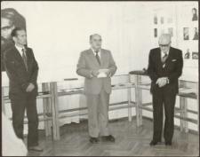 Włodzimierz Martin – spotkanie w Wojewódzkiej Bibliotece Publicznej (Elbląg) – zdjęcie
