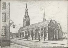 Kościół św. Mikołaja w Elblągu – cegiełka