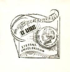 Ex Libris Stefana Imielskiego