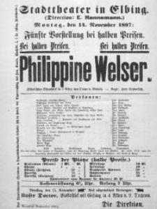 Philippine Welser - Oscar von Redwitz
