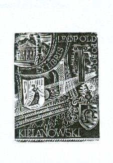 Ex Libris: Leopold Pobóg-Kielanowski