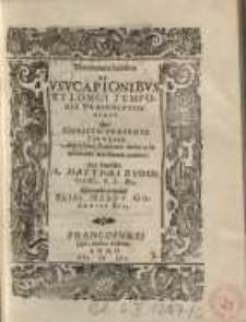 Theoremata Iuridica de Vsvcapionibus et longi ... [VI]