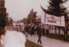"""Uroczystości """"Solidarności"""" w Elblągu – zdjęcie nr 14"""
