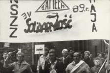 """Uroczystości """"Solidarności"""" w Elblągu – zdjęcie nr 15"""