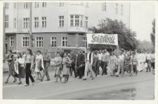 """Uroczystości """"Solidarności"""" w Elblągu – zdjęcie nr 32"""