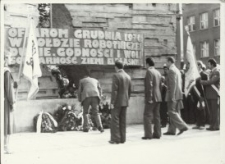 """Uroczystości """"Solidarności"""" w Elblągu – zdjęcie nr 34"""