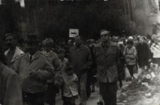 Demonstracje w stanie wojennym (Gdańsk) – zdjęcie nr 5
