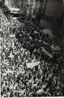 Demonstracje w stanie wojennym (Gdańsk) – zdjęcie nr 6