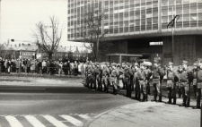 Demonstracje w stanie wojennym (Gdańsk) – zdjęcie nr 22