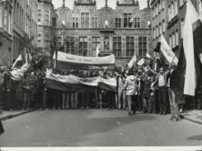 Demonstracje w stanie wojennym (Gdańsk) – zdjęcie nr 26