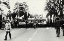 Demonstracje w stanie wojennym (Gdańsk) – zdjęcie nr 27