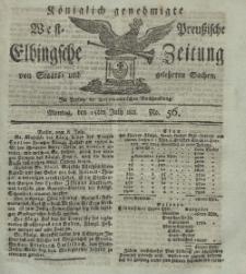 Elbingsche Zeitung, No. 56 Montag, 15 Juli 1811
