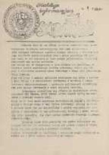 """Biuletyn Informacyjny NSZZ """"Solidarność"""" Zamech: nr 1/1980"""