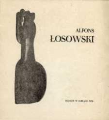 Łosowski Alfons - folder