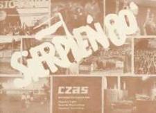 Czas: wystawa fotograficzna Sierpień '80 - ulotka