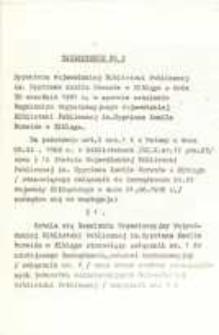 Wojewódzka Biblioteka Publiczna w Elblągu – regulamin