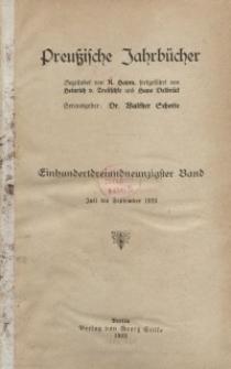 Preußische Jahrbücher, 1923, Bd 193/194.