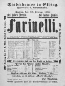 Farinelli - Willibald F. Wulf, Charles Cassmann