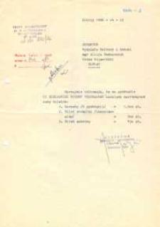 Teatr Dramatyczny w Elblągu – pismo do WKiS UW (cena biletów)