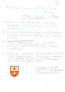 Wydział Kultury i Sztuki Urzędu Wojewódzkiego w Elblągu – druk