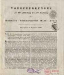 Historisch-geographischer Hand-Atlas. 2. Abt.; 3 Abt. (No.16-No.-29)