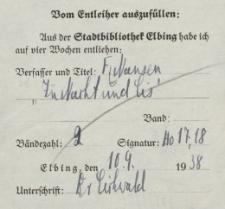Rewers z dnia 10.09.1938 r.