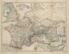 Karten zur alten Geschichte: Gallia, Britannia, Germania