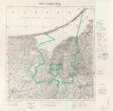 Stadt- u. Landkreis Elbing [mapa]