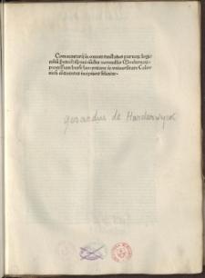 Commentum in omnes tractatus parvorum logicalium Petri Hispani...