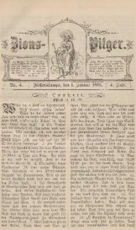 Zions-Pilger Nr. 4, 1. Januar 1895, 4 Jahr.