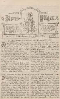 Zions-Pilger Nr. 6, 1. März 1895, 4 Jahr.