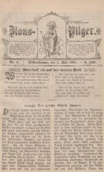Zions-Pilger Nr. 8, 1. Mai 1895, 4 Jahr.