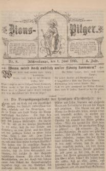 Zions-Pilger Nr. 9, 1. Juni 1895, 4 Jahr.