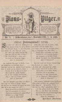 Zions-Pilger Nr. 2, 1. November 1895, 5 Jahr.