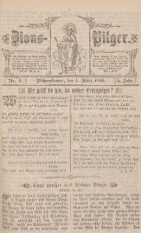 Zions-Pilger Nr. 6, 1. März 1896, 5 Jahr.