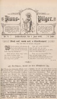 Zions-Pilger Nr. 9, 1. Juni 1896, 5 Jahr.