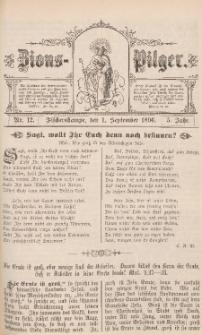 Zions-Pilger Nr. 12, 1. September 1896, 5 Jahr.