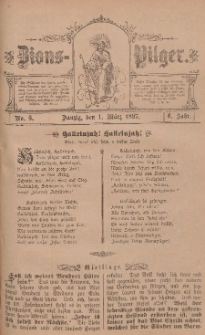 Zions-Pilger Nr. 6, 1. März 1897, 6 Jahr.