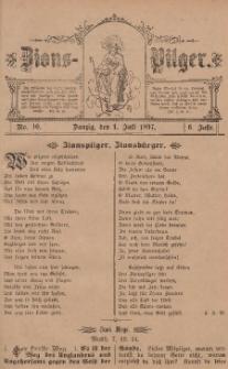 Zions-Pilger Nr. 10, 1. Juli 1897, 6 Jahr.