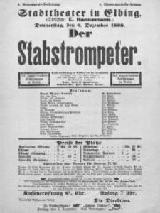 Der Stabstrompeter - Wilhelm Mannstädt