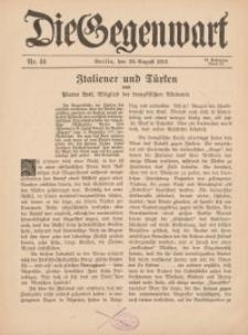 Die Gegenwart: Wochenschrift für Literatur, Kunst, Leben, 44. Jahrgang, 1915, H. 35
