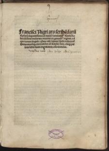 Ars scribendarum Epistolarum elegantissima