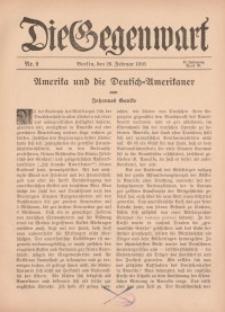 Die Gegenwart: Wochenschrift für Literatur, Kunst, Leben, 45. Jahrgang, 1916, H. 9