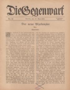 Die Gegenwart: Wochenschrift für Literatur, Kunst, Leben, 45. Jahrgang, 1916, H. 22
